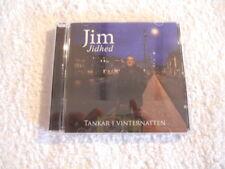 "Jim Jidhed ""Tankar I Vinternatten"" Rare 2015 cd INDIE AOR Alien Singer NEW"