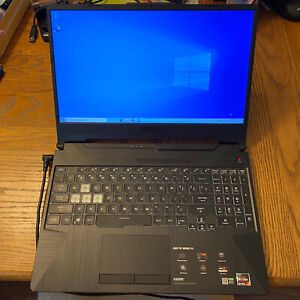 ASUS A15 Series 15 in AMD Ryzen 7 NVIDIA 2060 8GB 1.5TB Gaming Notebook/Laptop