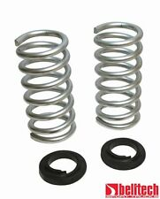 """Belltech 99-05 Chevy S10 Extreme 0-1"""" Front Lowering Springs"""