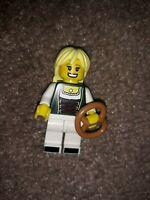 Lego minifigure pretzel girl series collectable