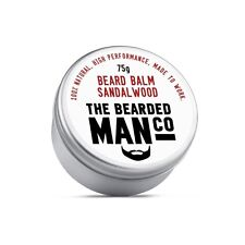 Beard Balm 75g Sandalwood Conditioner Conditioning Grooming Male Moisturiser