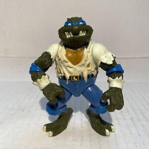 Vintage TMNT Universal Monsters Leo Wolfman Figure Leonardo 1993