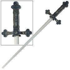 Freemason Templar Medieval Collapsible Training Sword