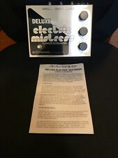 Electro-Harmonix Deluxe Electric Mistress Flanger Guitar Effect Pedal CLEAN!
