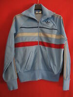 Veste Vintage First Ciel ADIDAS Ventex 80'S Made in France BE taille 162