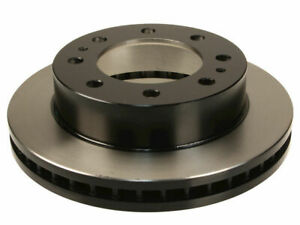 Front AC Delco Brake Rotor fits Chevy Avalanche 2500 2002-2004 56CYQP