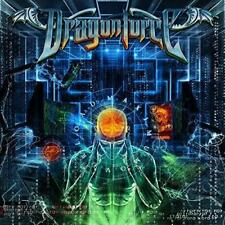 Dragonforce - Maximum Overload (NEW CD+DVD)
