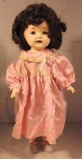 "Antique Early 1900's 20"" Composition Doll Unmarked"