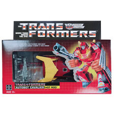 Transformers Hasbro G1 Autobot Cavalier Hot Rod Action Figure NEW In Stock AU