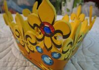 New Disney Royal Lion Crown for Prince & Princess 21 in end to end plus closure