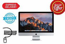 "Apple iMac 27"" Core i5  2.7GHz 16GB 1TB  MC813 Late 2011 A1312"