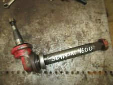 Ih Farmall 460 Utility Used Rhlh Front Wheel Spindle 369143r11 Tractor