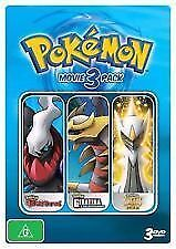Pokemon  & The Rise Of Darkrai / Pokemon - Giratina & The Sky Warrior /...