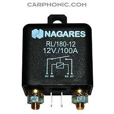 Nagares trennrelais Batterie relais complémentaire Batterie 12 volts v 180a deuxième batterie