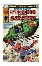 Marvel Team-Up #87 (Nov 1979, Marvel) G+ Black Panther