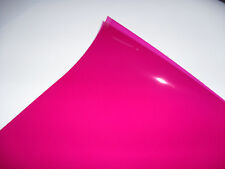 128 Bright Pink Lighting Filter GEL Theatre DJ Disco LED Club 24cm X 24cm Par 64