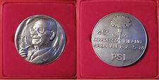 italia 1989 - medaglia pertini - INTROVABILE