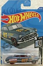 Hot Wheels Toy Car - 140/250 - Rod Squad 4/10 - '52 Hudson Hornet