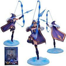 LOL League Of Legends Marksman Frost Archer Ashe PVC Action Figure Figurine New