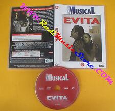 DVD film EVITA 2006 Madonna grandi musical CECCHI GORI VISTO VIDVD10 no vhs (D6)