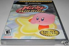 Kirby Air Ride (Nintendo, GameCube) Brand NEW! y-folds!
