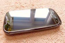 Nokia C7 * 8GB Braun * NEU & KOMPLETT * Symbian GPS HSDPA AMOLED 8MP WLAN |0