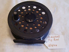 Un Known Fly Reel 8/19/15B Nice Working W. Line