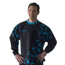 Abbiglimento sportivo da uomo maglie neri sintetici