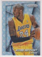 2014-15 Panini Prizm Kobe Bryant Silver Variation Basketball Card #8 - LA Lakers