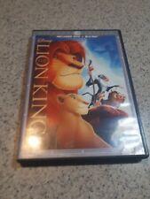 Disney Lion King Diamond Edition DVD And Blu-Ray