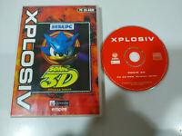 Sonic 3D Flickies Island SEGA - Juego PC CD-Rom