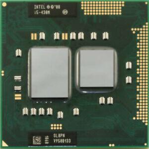 Intel Core i5-430M | 2,53GHz | PGA988 | Test OK | Thermal paste | Pate thermique