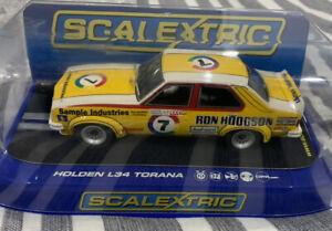 HOLDEN L34 TORANA 1976 Bathurst Winner Morris/Fitzpatrick Scalextric C3030 New