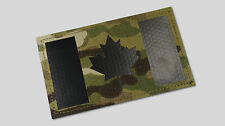 Large Canadian Flag Infrared Patch - Multicam 3''x5'' - JTF-2,CSOR,427 SOAS,IR
