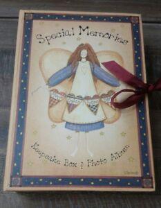 Keepsake Box By Linda Spivey~Special Memories HTF