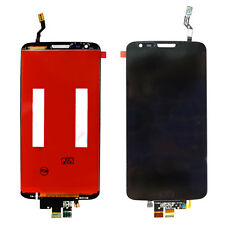 Black LCD Digitizer Touch Screen For LG G2 D802