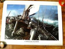 poster affiche art décoration marine voile/ le Classe  /nouvelles images 1996