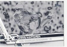 2017 Topps Series 1 Negative #325 Chris Hatcher Dodgers