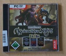Neverwinter Nights - Deluxe DVD gebraucht, guter Zustand