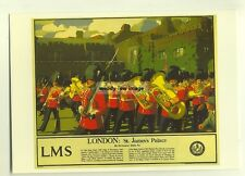 ad2782  -  LMS  -  London. St James Palace  -  modern poster advert postcard