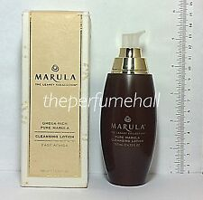 Marula Omega Rich Pure Cleansing Lotion eliminates impurities radiant skin aloe
