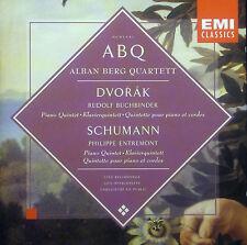 CD ALBANIA BERG QUARTETTO Dvorak/Schumann,piano quintetto,Raccoglitore libro/