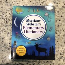Merriam-Webster's Elementary Dictionary by Merriam-Webster Editors (2018,...
