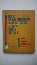 La convenzione città un tempo immagine e ora-Hugo Fränkel 1925