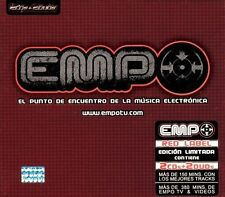 Empo Red Label 2CDs+2DVDs