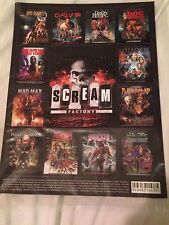SDCC 2016 Exclusive Scream Factory Magnets- Escape from NY, Mad Max, Pumpkinhead
