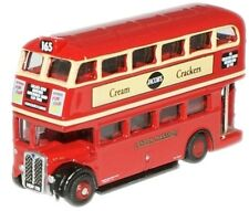 Oxford Diecast N Gauge - London Transport RT Bus Roofbox - NRT001 - 50mm Approx