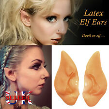 Pixie Elf Ears Fairy Vulcan Tips Alien Cosplay Christmas Decor Costume Accessory