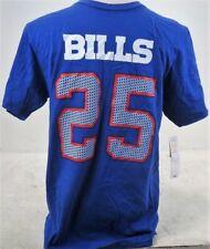 NFL Buffalo Bills No. 25 McCoy Short Sleeve Shirt, Medium