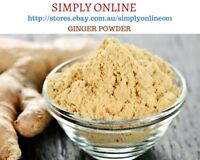 BULK 200 Gram Ginger Powder - Herbs Spices - Premium Grade - FREE POSTAGE